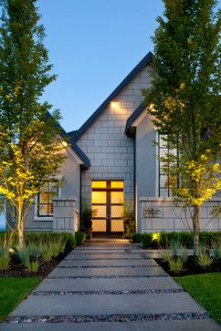 8 Ways To Create A Neighborly Front Yard - Light the way. This one is a no-brainer. A means of welcoming visitors to your home at night, good lighting also adds to safety and to the attractiveness of a front garden. It's also a proven deterrent to crime.