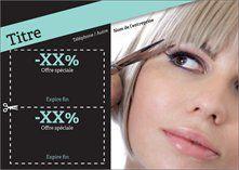 Modèles de Salon de coiffure, Beauté et spa Flyers et prospectus, Flyers et prospectus pour Salon de coiffure, Beauté et spa | Vistaprint