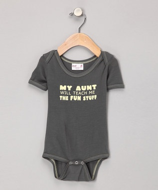 another Aunt onesie... Now I need t-shirts...