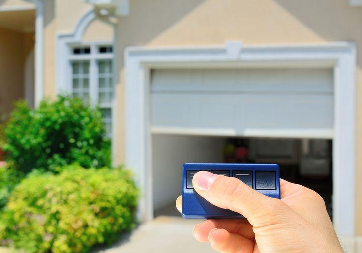 7 Great Garage Organizational Hacks For Summer Garage Door Installation Garage Door Opener Repair Residential Garage Doors