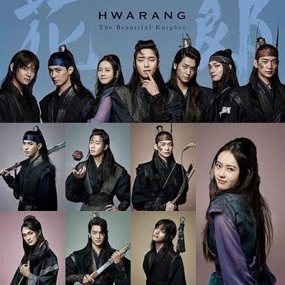 Drama Korea Terbaru 2016 Hwarang: The Beginning 1, 2, 3, 4, 5, 6, 7, 8, 9, 10, s/d 20 Episode Terakhir, SINOPSIS Hwarang: The Beginning Episode 1 - 20  Episode Lengkap (Upcoming Drama)