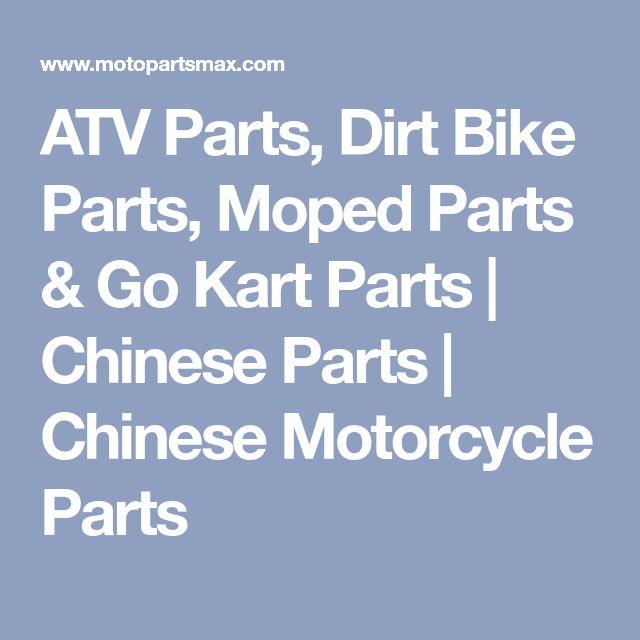 ATV Parts, Dirt Bike Parts, Moped Parts & Go Kart Parts | Chinese Parts | Chinese Motorcycle Parts