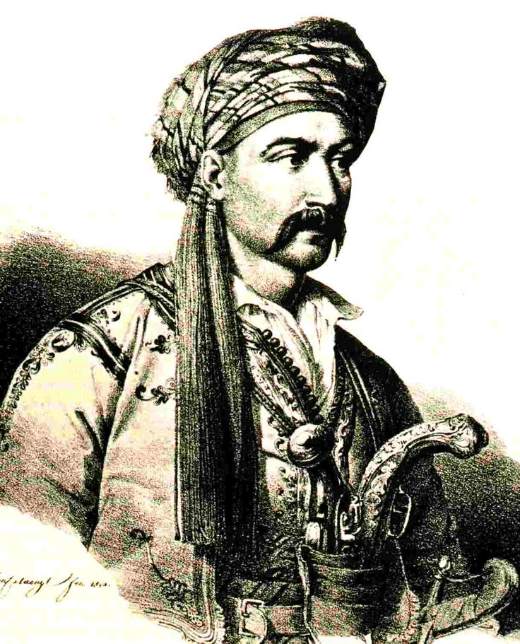 Theodoros Koloktronis (Heroe de la Guerra de independencia de Grecia) 8