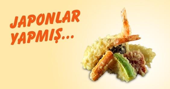 Japon mutfağının sushi ile birlikte tüm dünyaya hediyesi Tempura'nın hikayesi Dardenia Blog'da!