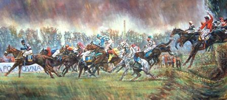 Dance with the Devil: The Taxis; Velka pardubicka(edition 250) £79 520x230mm