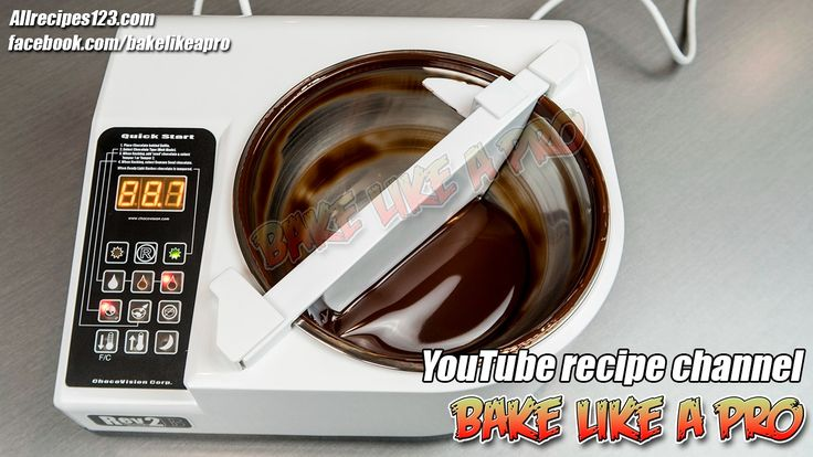 ChocoVision Chocolate Tempering Machine Rev 2B Unboxing And Review   Bak...