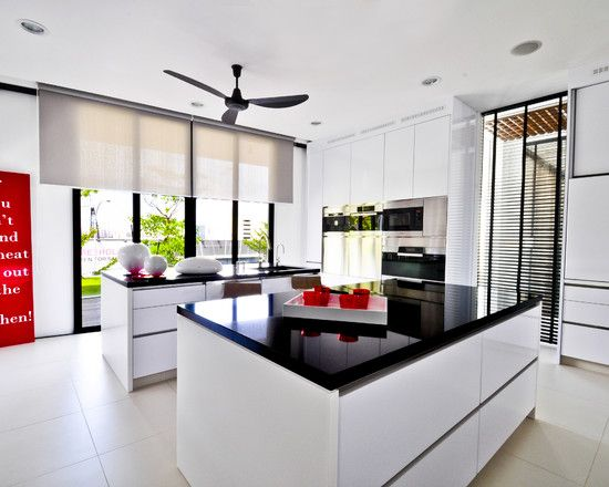 ceiling fan kitchen. kitchen design, endearing ceiling with black iron fan and planting bulbs surrounding l
