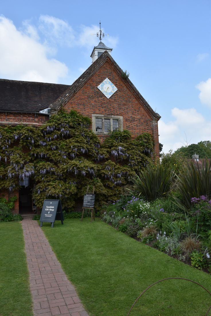The Gardens of Packwood House