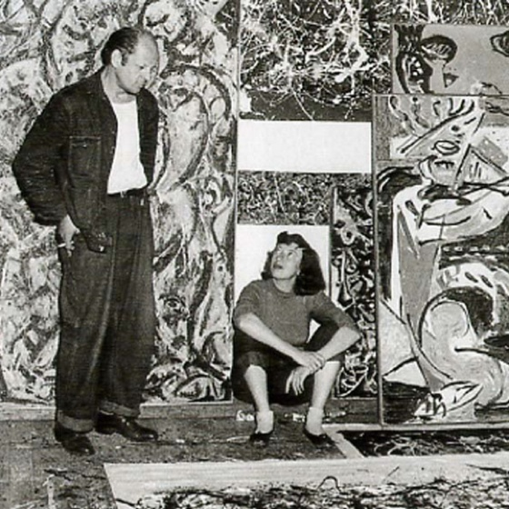 lee krasner and jackson pollock relationship quiz