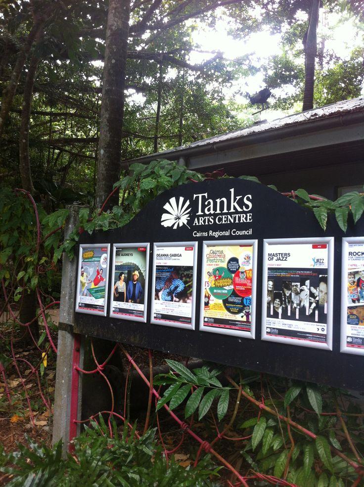 Edge Hill Tanks Art Centre