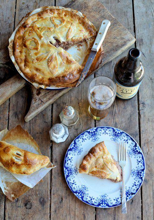 Corned Beef and Potato Pie by Karen Burns-Booth