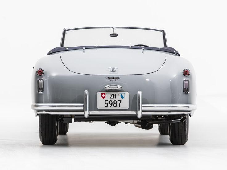 1954 ASTON MARTIN DB2/4 DROPHEAD COUPE