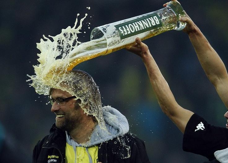 Jürgen Klopp / BV Borussia 09 Dortmund  クロップ監督/ボルシア・ドルトムント