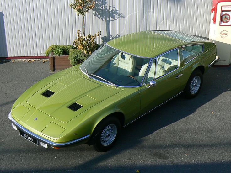 Maserati Indy 1969 - GTPlanet