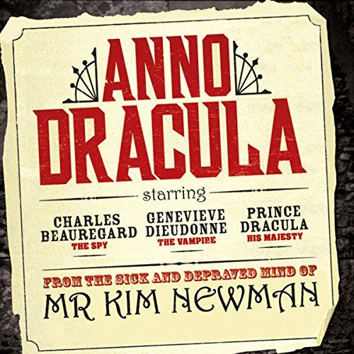 Anno Dracula: Book 1 @ niftywarehouse.com #NiftyWarehouse #Dracula #Vampires #ClassicHorrorMovies #Horror #Movies #Halloween #Vampire