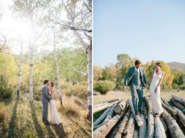 Brush Creek Ranch Wedding Inspiration Photos And Weddings