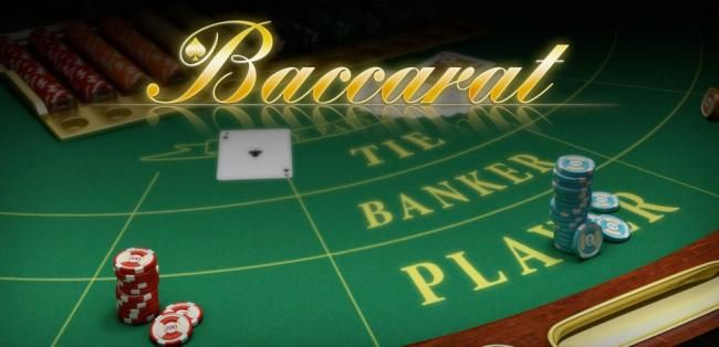 Online Baccarat All Card Games Baccarat Casino Games