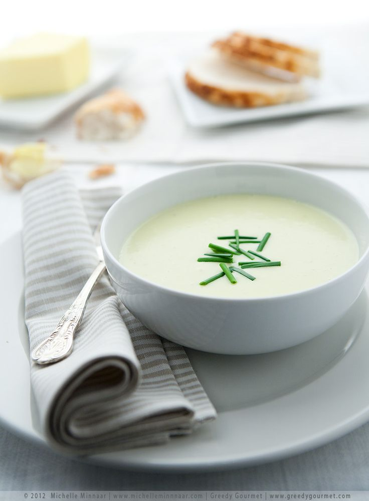 Easy Leek & Potato Soup - The ONLY recipe you will ever need for Leek and Potato Soup. Special diets friendly and lots of variations included.