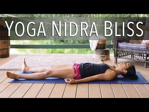 Yoga Nidra Bliss - The Ultimate Stress Management Relaxation Techniques - YouTube
