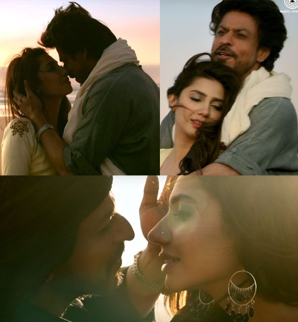 Raees The Film song Zaalima: Shah Rukh Khan – Mahira Khan's sensuous chemistry will WIN your hearts http://www.glamoursaga.com/shah-rukh-khan-and-mahira-khans-romantic-track-zaalima-from-raees-is-out/