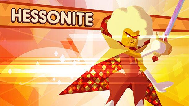 Steven Universe Is Getting A New Villain In Save The Light With Hessonite