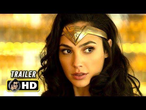 Wonder Woman 1984 Trailer Teaser 2020 Gal Gadot Latest Movie Trailers Movies Movie Titles