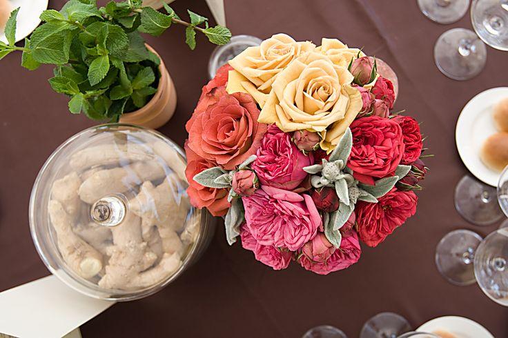 matrimonio a tema marocchino, profumo di menta e fiori colorati