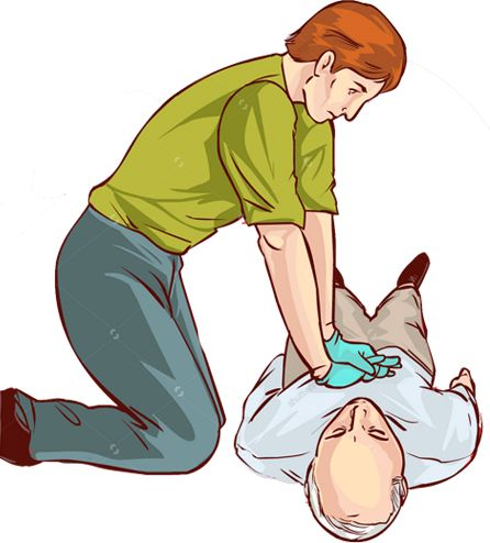 Adult cpr first aid — photo 12
