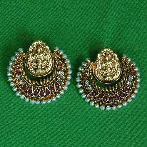 Ramleela Style Earrings