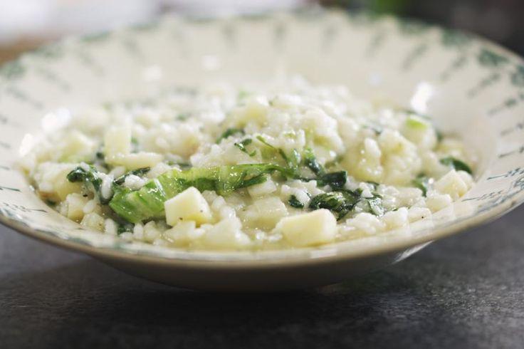 Jeroen combineert een klassiek Italiaans risottorecept met enkele originele smaakmakers van bij ons. Het vinden van de 'vergeten groenten' mag dan wel wat extra culinair speurwerk vragen, het maakt het ontdekken van een nieuwe groente nog zo spannend.