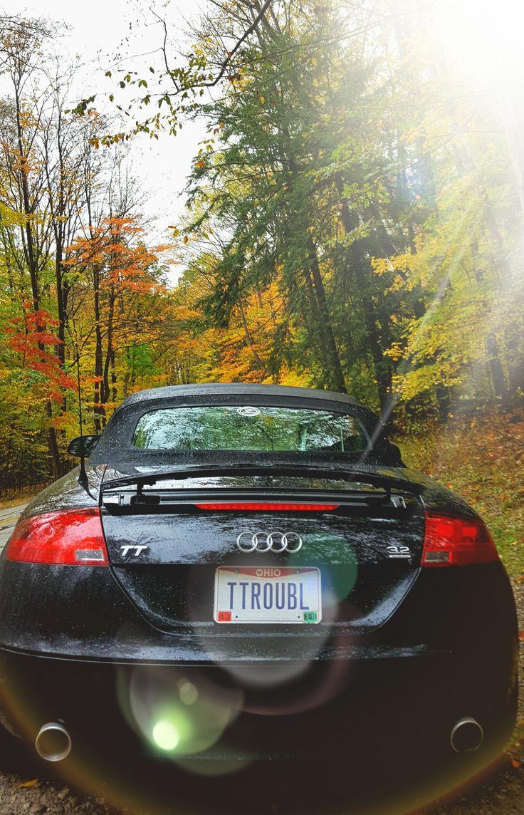 2008 Audi TT vr6 roadster #love