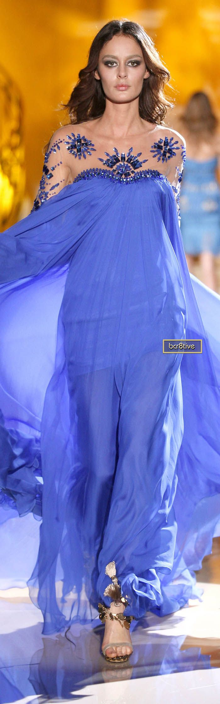 Fashion 50 shades of blue on pinterest haute couture for 50 haute couture
