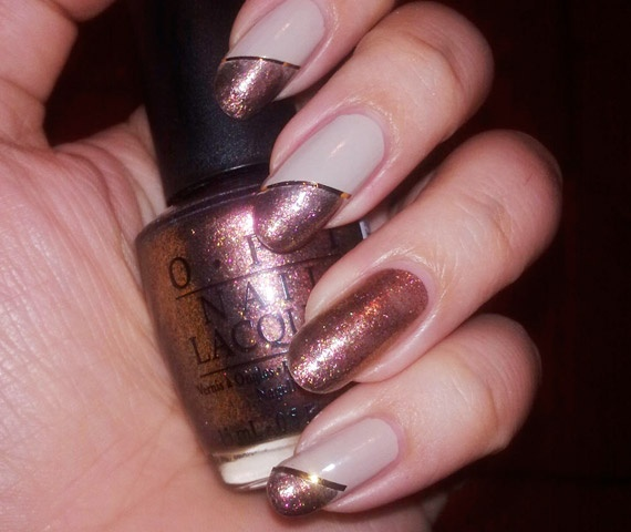 ring finger nail