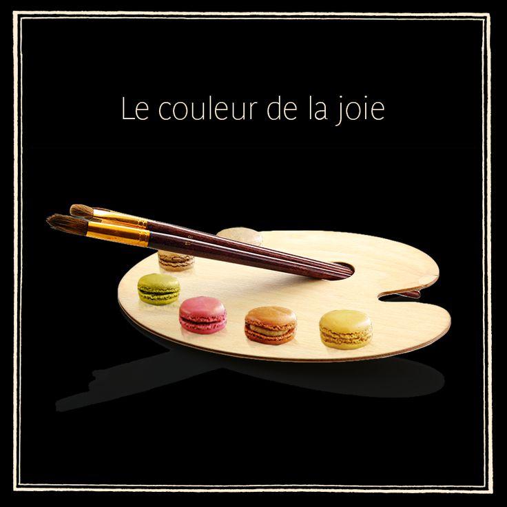 Δώστε στη μέρα σας... la couleur de la joie!