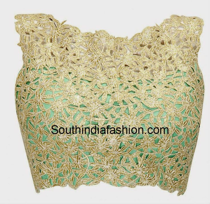 Latest Indian Fashion Trends ~ 2015