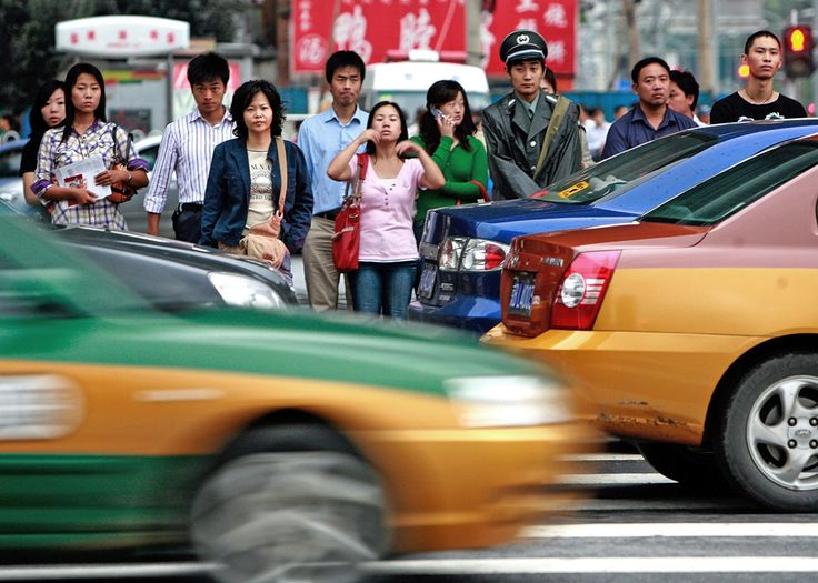 Driven to Kill: Why drivers in China intentionally kill the pedestrians they hit | Slate | Geoffrey Sant | Photo illustrating the article