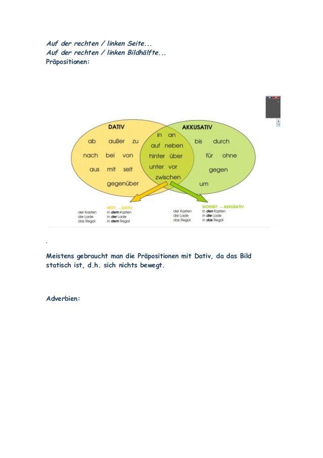 KUNST an der BERLINER MAUER - Redemittel zur Bildbeschreibung und Bil…