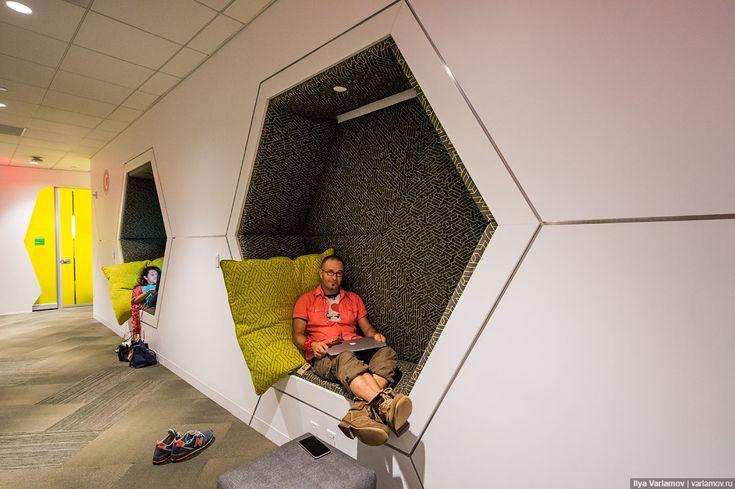 Офис Google в Нью-Йорке: работа мечты – Варламов.ру