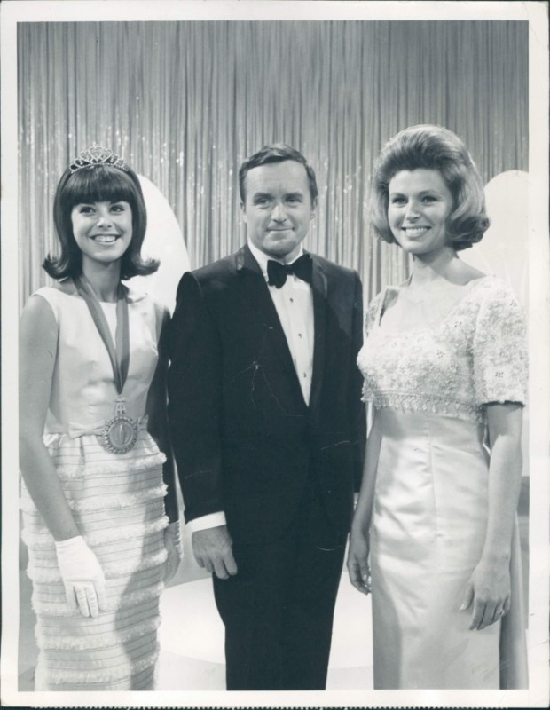 Miss Teenage America Pageant, October 1966, Colette Daiute, Mike ...
