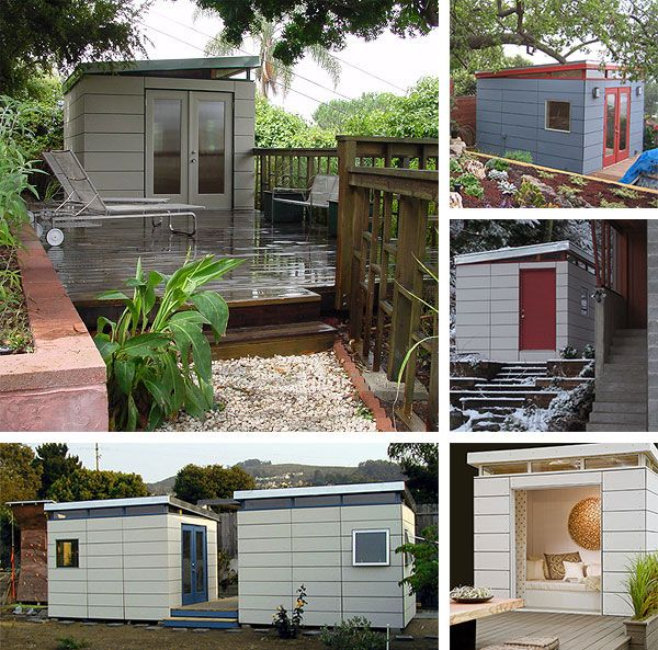 Modern Garden Shed Plans | Prefab Shed Kits And Modern Shed Designs | Modern  Outdoors