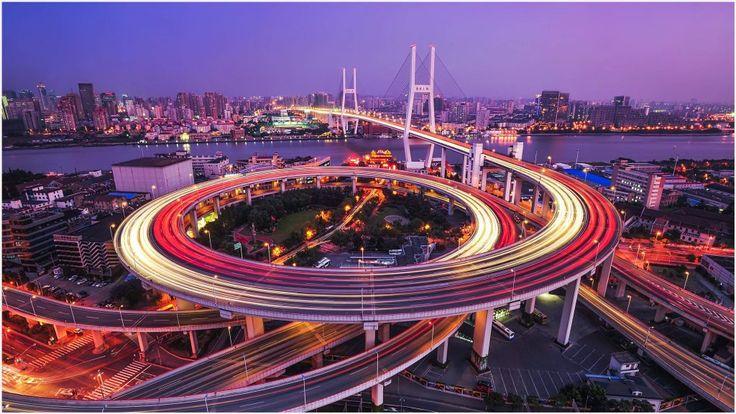 Nanpu Bridge Shanghai City 4K Wallpaper | nanpu bridge shanghai city 4k wallpaper 1080p, nanpu bridge shanghai city 4k wallpaper desktop, nanpu bridge shanghai city 4k wallpaper hd, nanpu bridge shanghai city 4k wallpaper iphone
