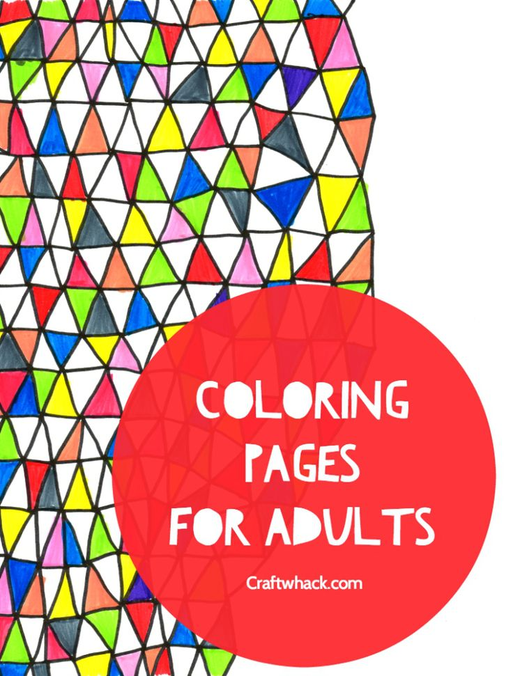 Coloring Book For Adults Ebook