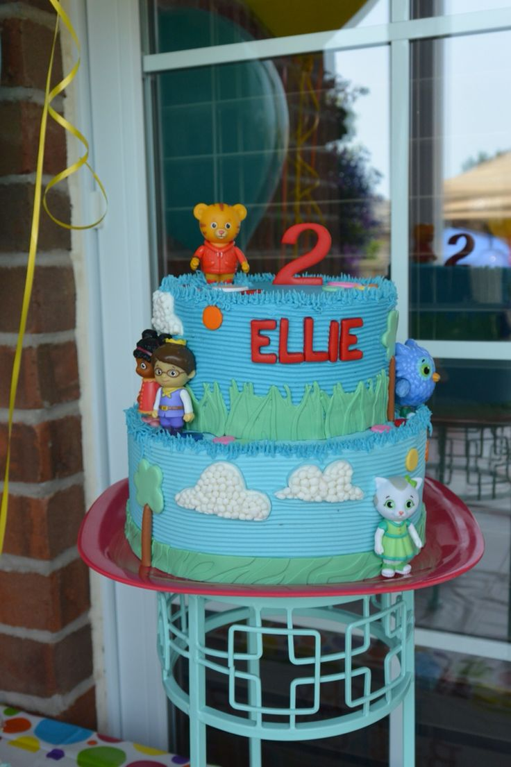 Toys R Us Birthday Party : Best images about ellie s daniel tiger neighbourhood