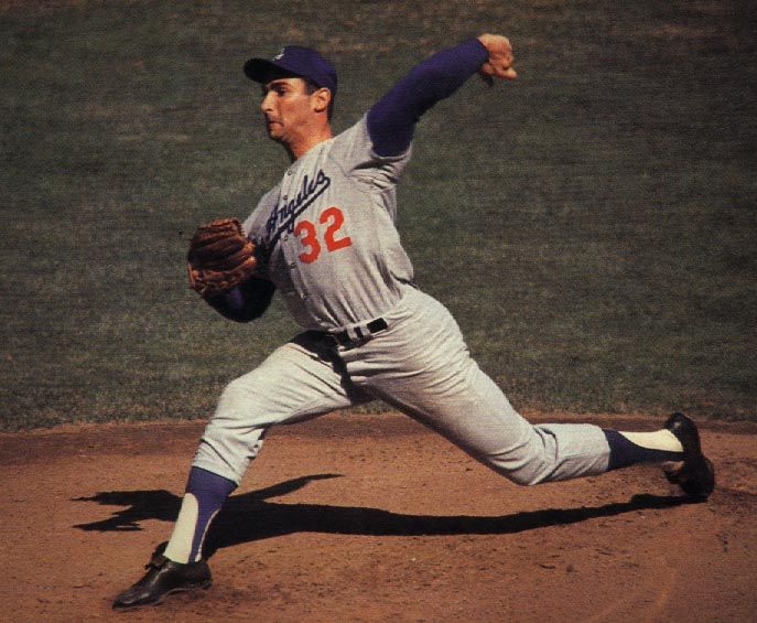 Sandy Koufax. In 1965 and 1966 combined, he was 53-17 with 659 innings pitched, 699 strikeouts, and a 1.89 ERA.