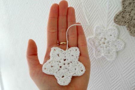 Crochet stars ★★★