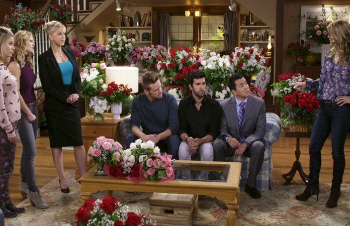 Image result for fuller house roses gif