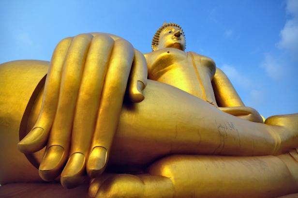 Estatua de #Buda - #India