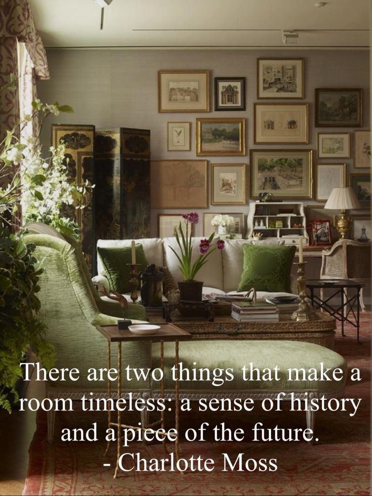 Charlotte Moss-  i want this room, LOVE all of the art work