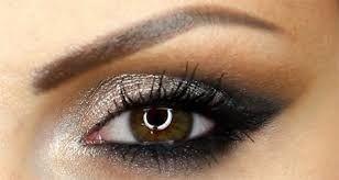 Risultati immagini per trucco occhi marroni