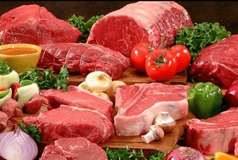 Carnes | Ganado bovino o vacuno, aviaria, canicultura, caracol, ganado ovino, ganado porcino, embutidos, etc.A continuación se registran todas las palabras relacionadas con las carnes que figuran en el diccionario de la Real Academia Española y que se usano han sido usadas en España. GENERAL  Acecinar 'salar las carnes y ponerlas al humo y al aire para que, enjutas, se conserven'. Aguja 'pastel largo y estrecho relleno de carne picada o de dulce'. Albóndiga 'cada una de las bolas que se…